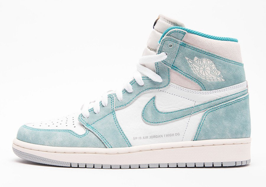Air Jordan 1 Turbo Green February Release Date