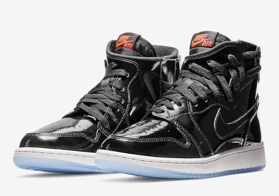 Air Jordan 1 XX Rebel Patent Leather