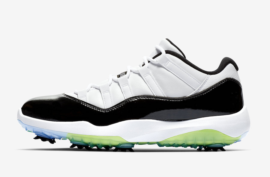 Air Jordan 11 Golf Concord February Release Date