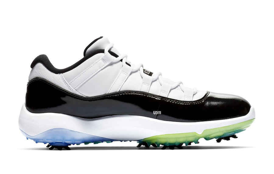 Air Jordan 11 Golf Concord Release Date