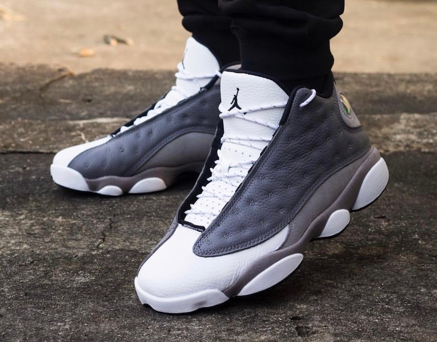 07f17058f12 Air Jordan 13 Atmosphere Grey 414571-016 Release Date