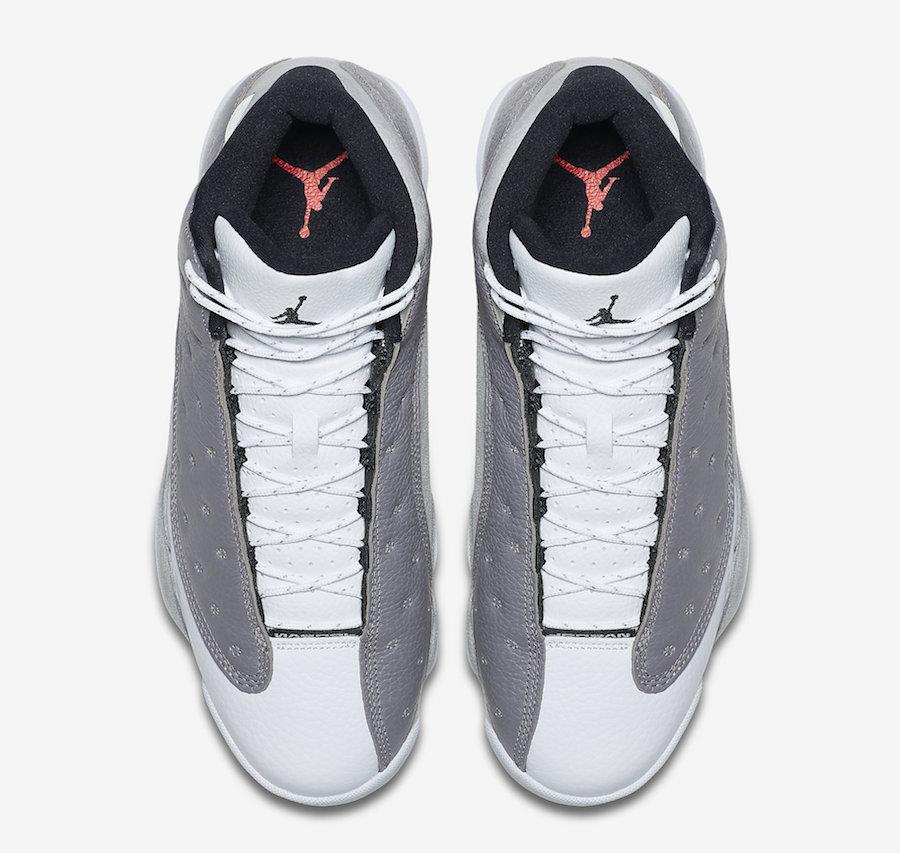 Air Jordan 13 Atmosphere Grey 414571-016 Release Date Info