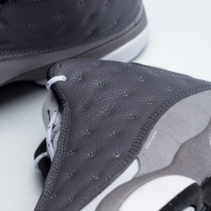 Air Jordan 13 Atmosphere Grey White University Red Black 414571-016 Release Date Price