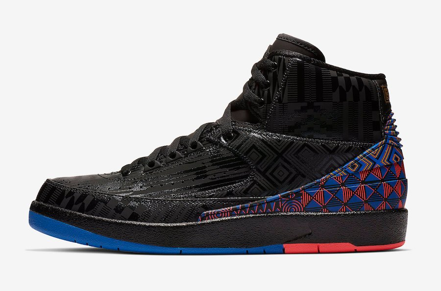 Air Jordan 2 BHM Black History Month February Release Date