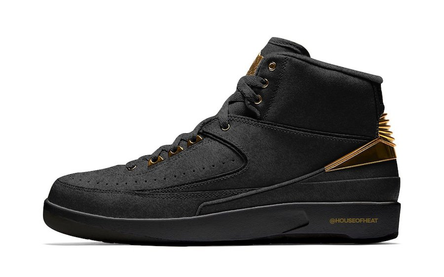 Air Jordan 2 BHM Black History Month January Release Date