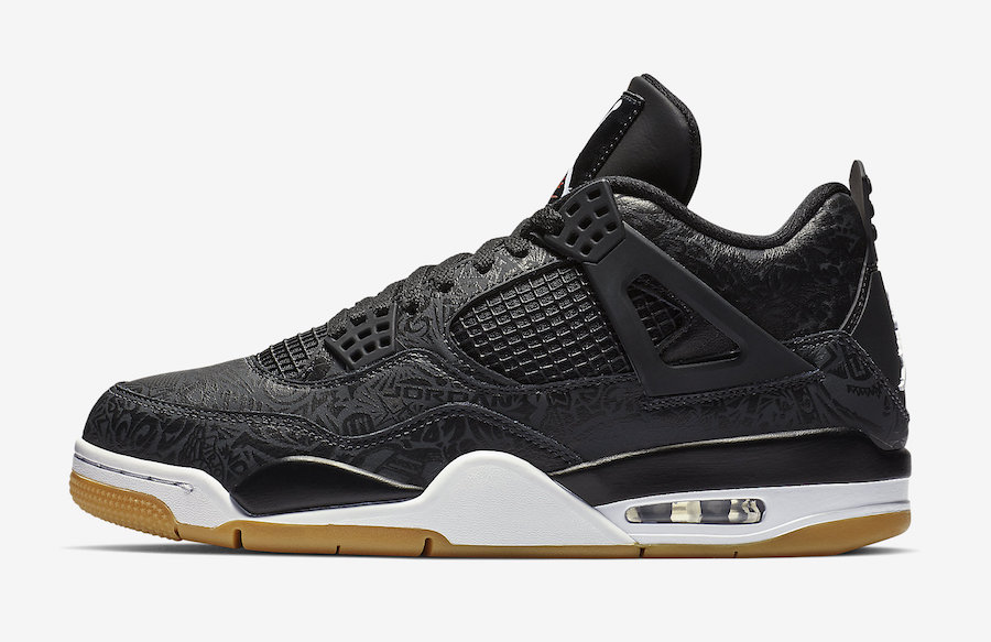 Air Jordan 4 Black Laser January Release Date