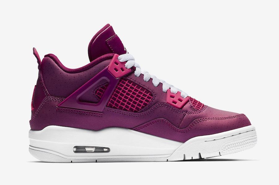 Air Jordan 4 GS True Berry 487724-661 Release Date