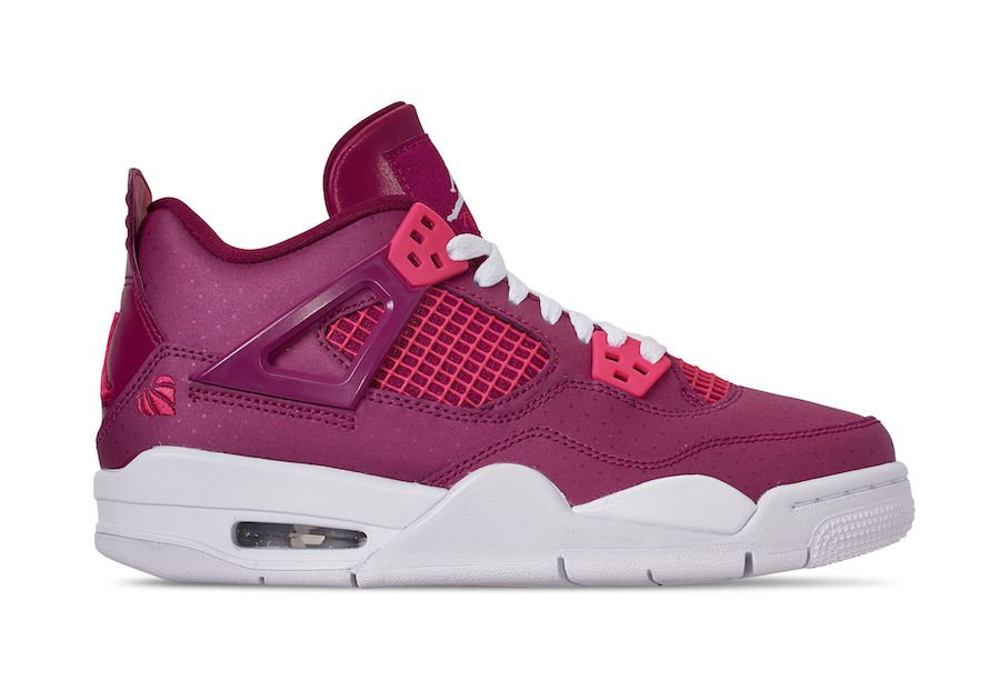 Air Jordan 4 GS True Berry February Release Date