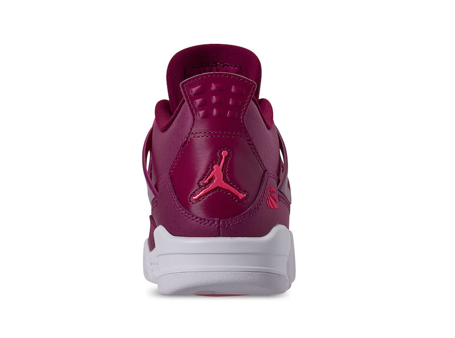 319a1d3d27a1 Air Jordan 4 True Berry Valentine s Day 487724-661 Release Date ...