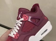 Air Jordan 4 True Berry Valentines Day 487724-661 Release Date