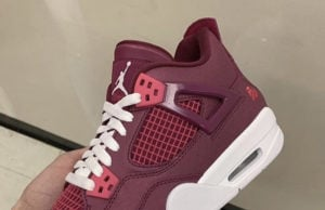 Air Jordan 4 True Berry Valentines Day 487724-661 Release Date