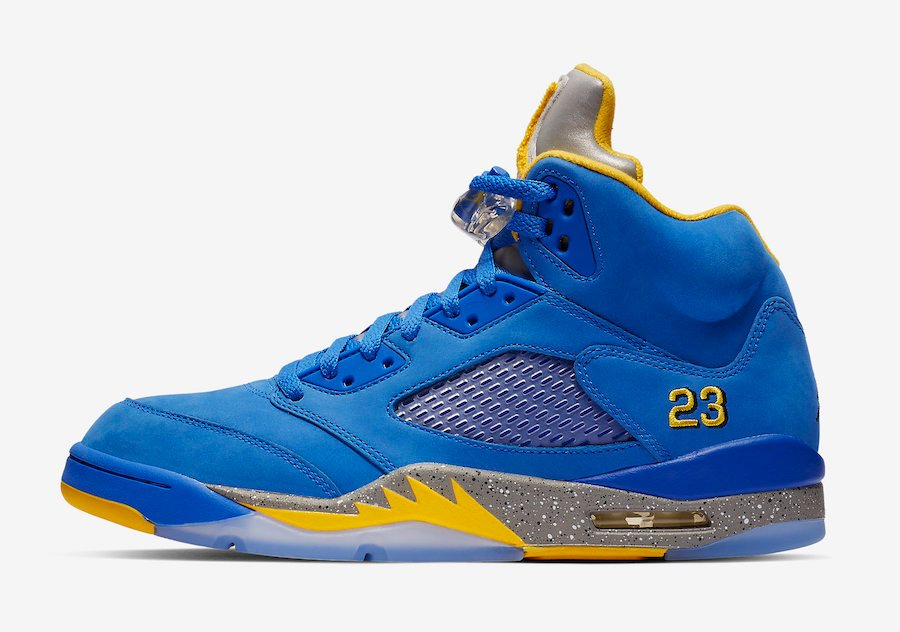 Air Jordan 5 JSP Laney February Release Date