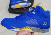 Air Jordan 5 Laney Varsity Royal 2019 Release Date