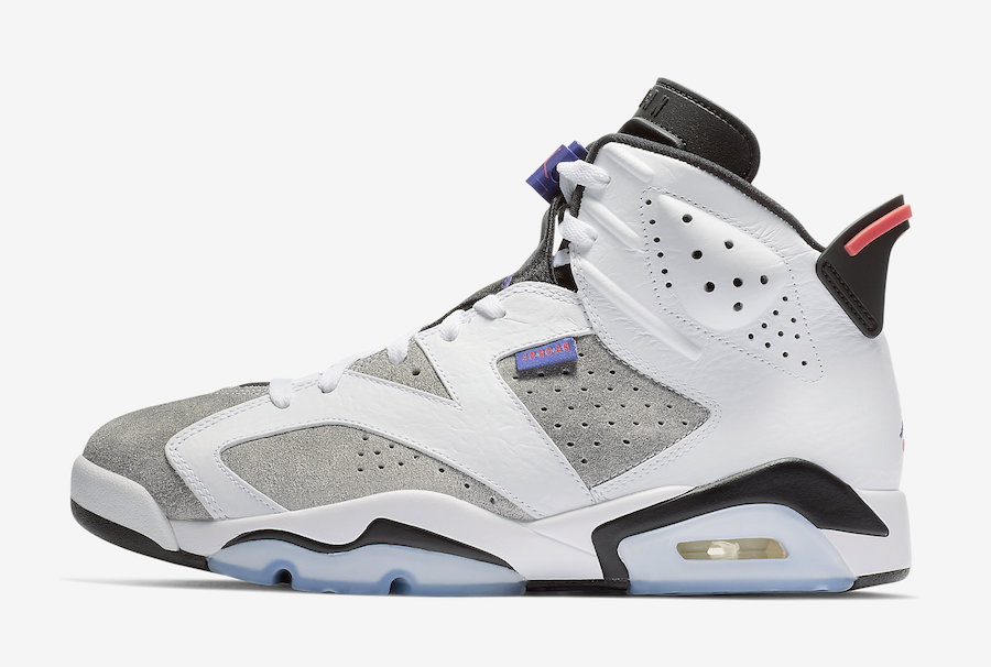 Air Jordan 6 Flint January Release Date