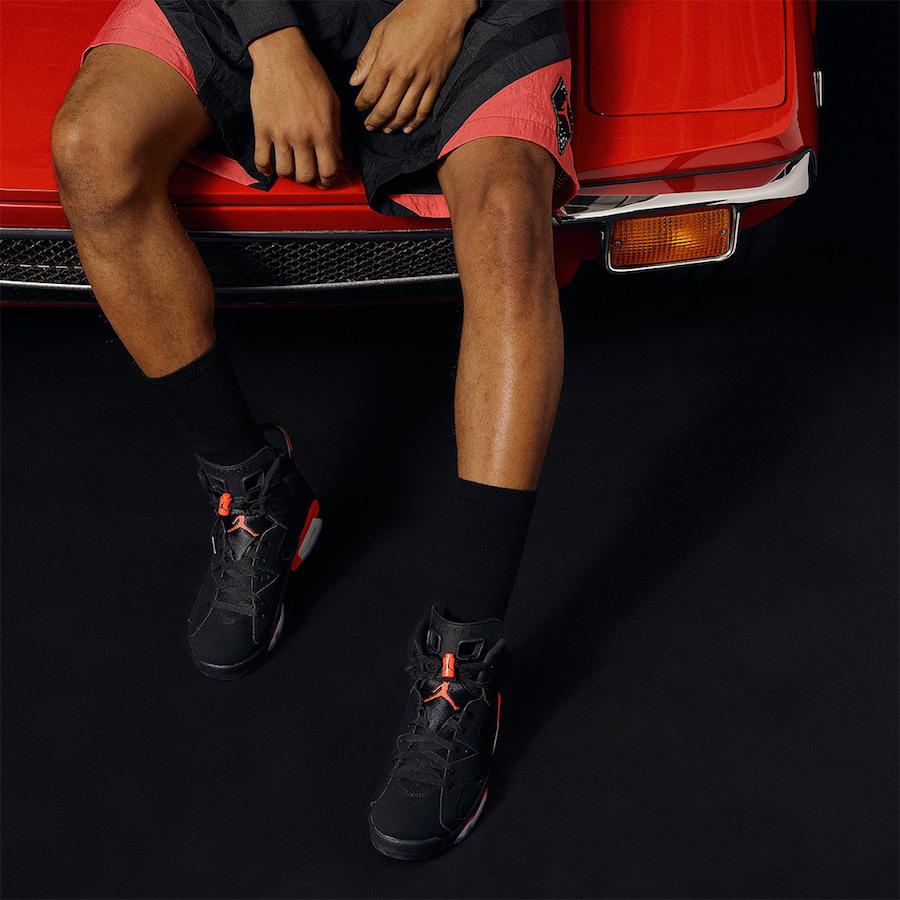 Air Jordan 9 Black Infrared 2019 Kith Release Date