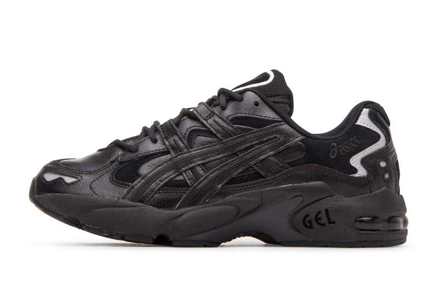 Asics Gel Kayano 5 OG Triple Black Release Date