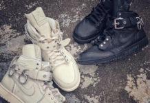 CDG Air Jordan 1 Black CN5738-001 White CN5738-100 Release Info