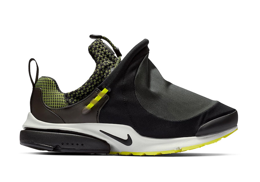 COMME des Garcons Nike Air Presto Tent Release Date
