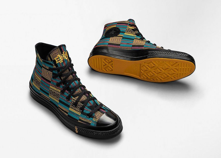 Converse Chuck Taylor 70 High BHM Release Date