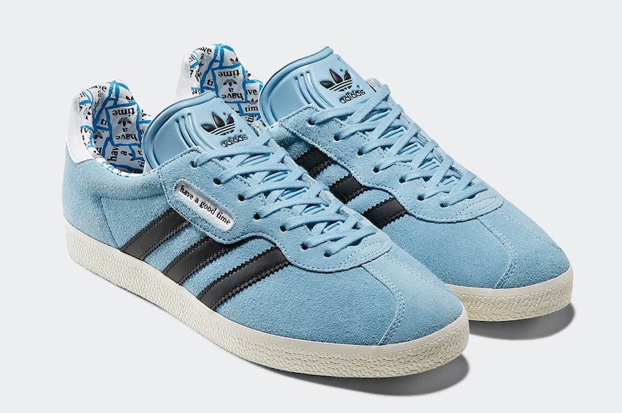Have A Good Time adidas Gazelle Super Superstar 80s Release Date ...