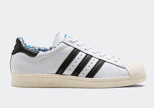 Have A Good Time x adidas Superstar 80s