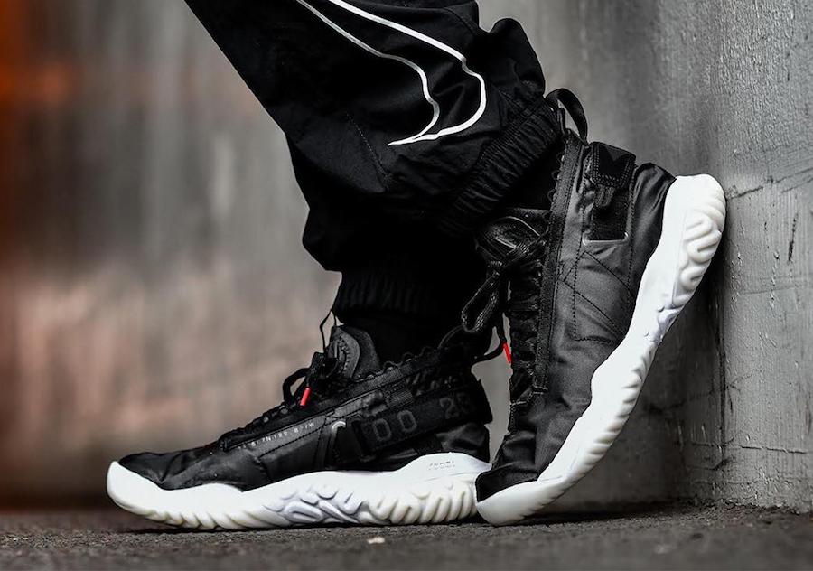 Jordan Proto React Black White BV1654-001 Release Date