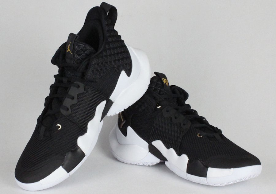 buy popular a779a 054e1 Jordan Why Not Zer0.2 The Family Black White Release Date