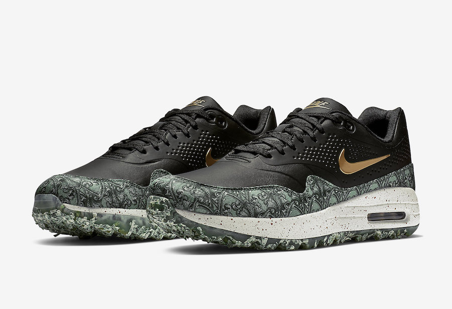 Nike Air Max 1 Golf BQ4804-001 Release Date