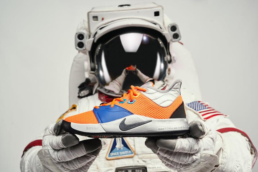NASA Nike PG 1