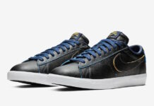 NBA Nike SB Bruin Warriors BQ6389-001 Release Date