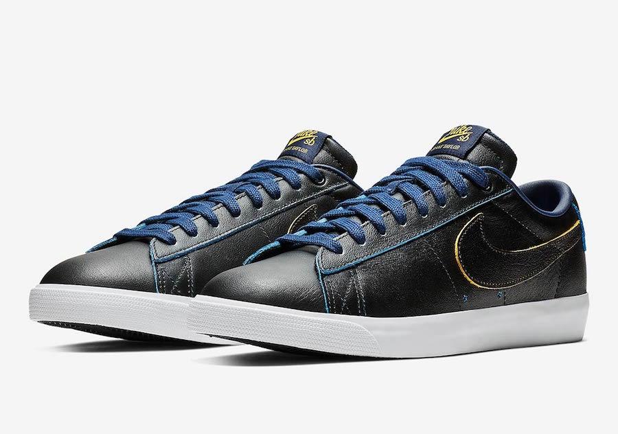 NBA Nike SB Bruin Warriors BQ6389-001 Release Date