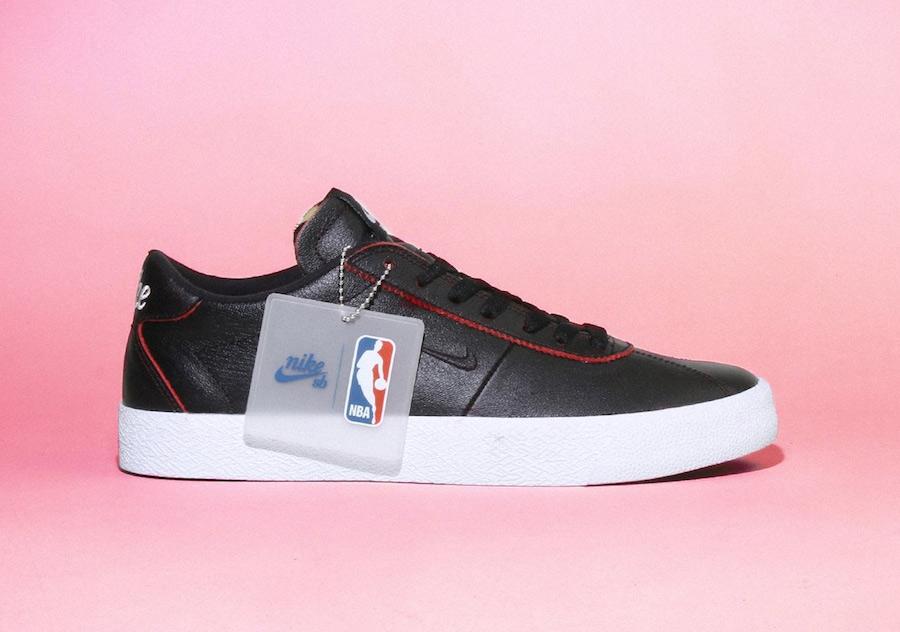 NBA Nike SB Bruin Wear-Away Leather Pack Release Date