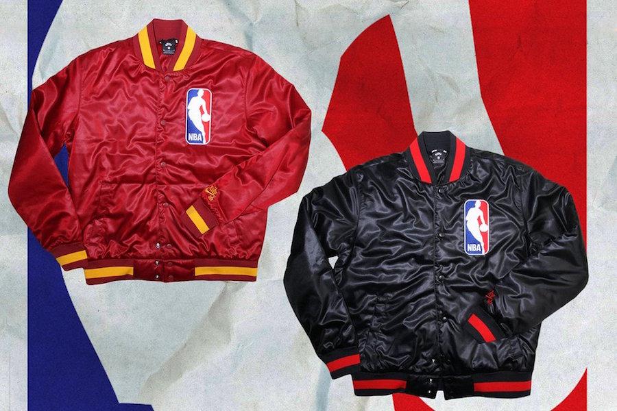 NBA Nike SB Jackets Release Date
