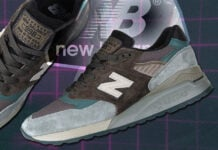 New Balance 998 Made in USA M998AWA