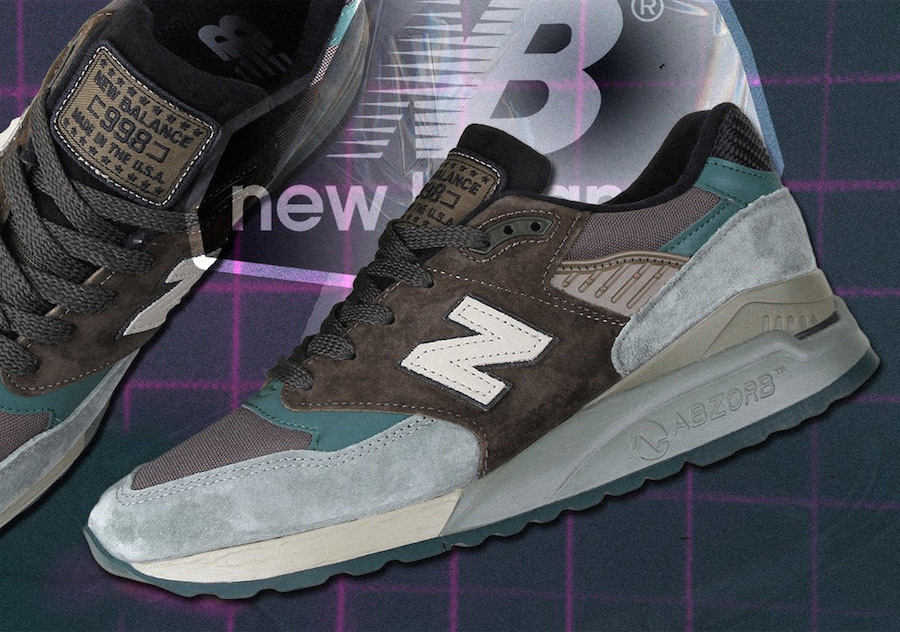 ff8adca2e New Balance 998 Made in USA M998AWA