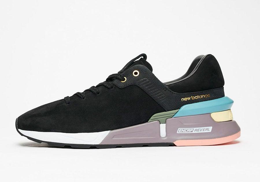 New Balance MS99 Grey Black Release Date