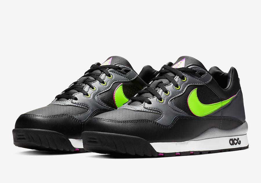 The Nike ACG Wildwood Returns in February