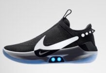 Nike Adapt BB Basketball Shoe Auto Lace Release Date Price