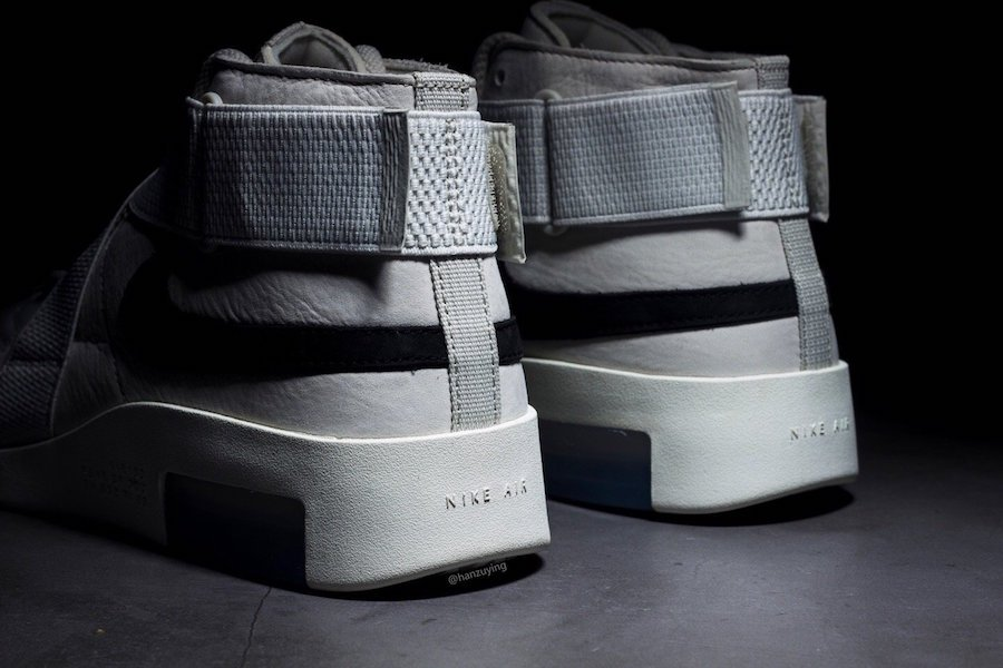 Nike Air Fear of God 180 Light Bone AT8087-001 Release Date