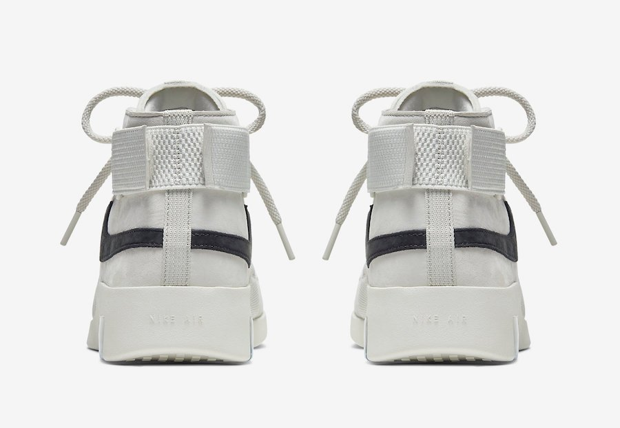 Nike Air Fear of God 180 Light Bone AT8087-001 Release Date Price