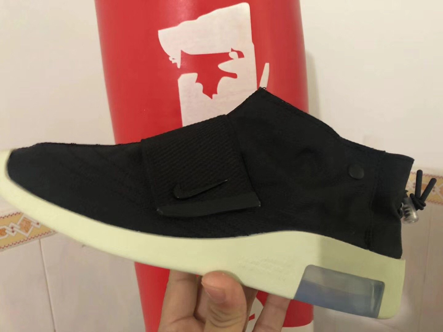 Nike Air Fear of God Moccasin Black Release Date
