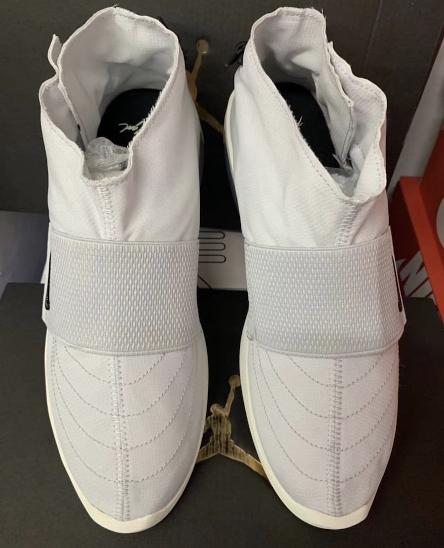 Nike Air Fear of God Moccasin Light Bone Release Date