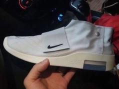 Nike Air Fear of God Moccasin Light Bone Release Date