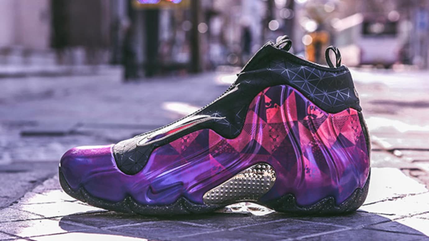 Nike Air Flightposite CNY Chinese New Year BV6648-605 Release Date