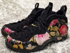Nike Air Foamposite One Floral 314996-012 Release Date