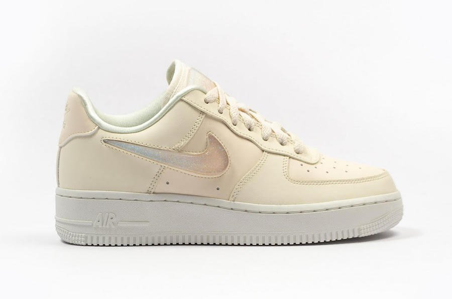 size 40 2f90b 583e4 Nike Air Force 1 07 SE Premium Pale Ivory AH6827-100 | SneakerFiles