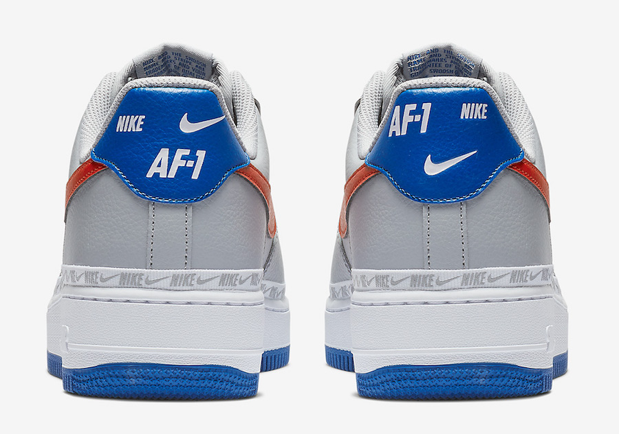 Nike Air Force 1 Low CD7339-001 Release Date
