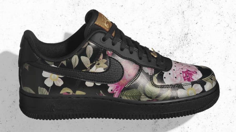 Nike Air Force 1 Low Floral Pack Womens