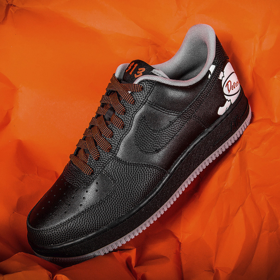 Nike Air Force 1 Low Home and Away Detroit Pack Release Date