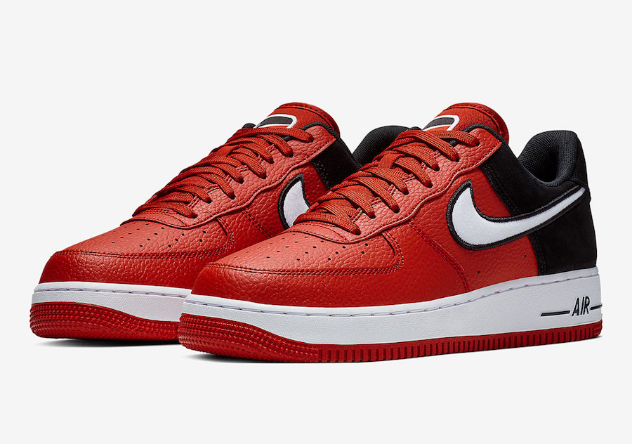 Nike Air Force 1 Red AO2439-600